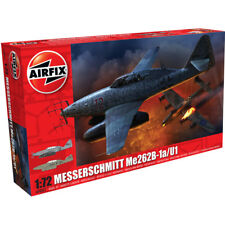 Airfix Messerschmitt Me262-B1a/U1 Jet Model Kit (Scale 1:72) A04062