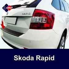 Skoda Rapid Spaceback Rear Guard Bumper Protector
