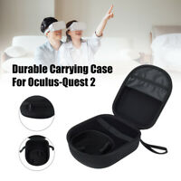 For Oculus Quest 2 VR Travel Carrying Case VR Headset Bag Storage Waterproof EVA