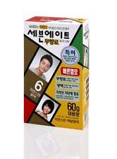 Seven Eight No ammonia No Odor Hair Color #6 Dark Brown 2.11oz Made in Korea