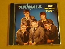 CD / THE ANIMALS - THE SINGLES PLUS