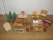 Sylvanian Families , Furniture & More Bundle / Job Lot