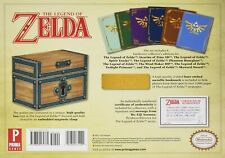 Legend of Zelda Treasure Chest 6x Hardback Strategy Guides - &