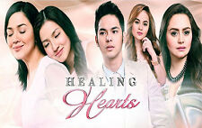 Healing Hearts Complete Set Filipino TV Series DVD teleserye