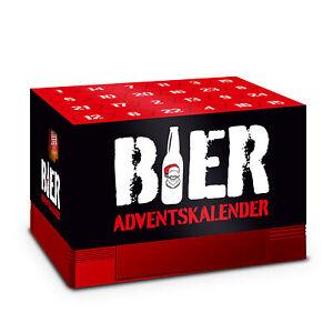 Adventskalender Aufsatz Bierkasten Männer Kalender Weihnachten Geschenkidee neu