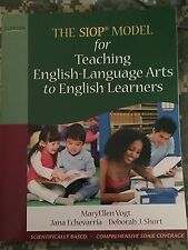 The SIOP® Model for Teaching English - Language Arts to English Learners