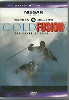 WARREN MILLER'S COLD FUSION DVD - THE POWER OF SNOW superb sports movie UK