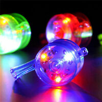 LED Trillerpfeife Blinki Blinklicht Party Karneval Konzert Triller Sale F0X1