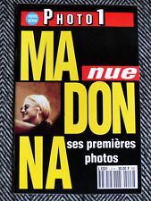 MADONNA -  photos / Madonna nue / nude