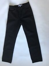 American Apparel Jeans Black Straight Leg Jeans Size 26