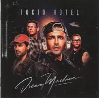 TOKIO HOTEL - DREAM MACHINE - NEW ALBUM 2017 CD Jewel Case+GIFT Rock Bill Kaulit