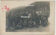Foto/AK Offiziere-Soldaten Berghasen Vogesen-Elsass 1.WK (i900)