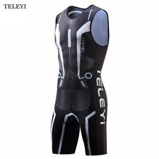 2018 New Cycling Jersey Men's Bicycle Sportswear Riding Sleeveless Bike Clothing