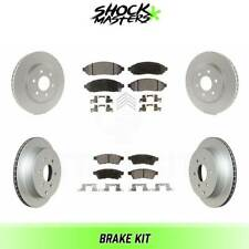 Inroble Two Years Warranty For 2000 Saturn SL1 Base Premium Quality Rear Brake Drums and Drum Brake Shoes