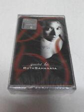 RUTH SAHANAYA - GREATEST HITS CASSETTE KASET