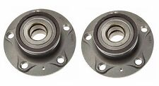 OE Brand For Audi A3 VW Beetle Golf Set of 2 Rear Axle Bearing & Hub Assembly