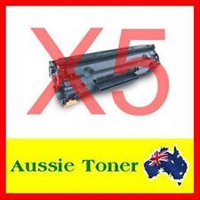 5x TONER Cartridge CE285A 85A For HP LaserJet M1212NF P1102 P1102W Laser Printer