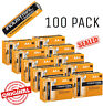 100X DURACELL INDUSTRIAL AA BATTERIES ALKALINE 1.5V LR6 MN1500 PROCELL BATTERY