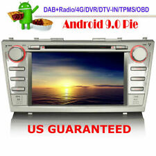 Android 9.0 Head Unit DVD Radio DAB+Stereo GPS SAT Navi For Toyota Aurion Camry