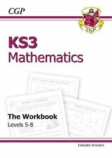 KS3 Maths Workbook (with answers) - Higher: Workbook and Answers Multipack - L,