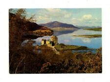 Scotland - Eilean Donan Castle, Loch Duich - Postcard Franked 1979