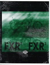 1999 Harley FXR2 FXR3 CVO Super Glide Service Repair Manual NEW 99480-99