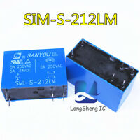 5pcs  relay SMI-S-212LM   NEW