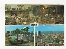 Inca Mallorca Celler y Detalles Postcard Spain 567a