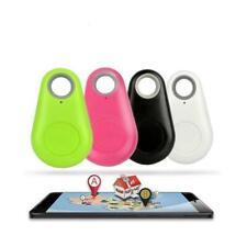 Smart Bluetooth GPS Locator Tag  - Alarm Key Chain for Pets, Bags, Keys, Wallets