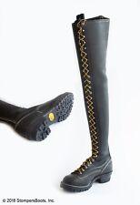 "Wesco - Jobmaster - 30"" Black Boots"