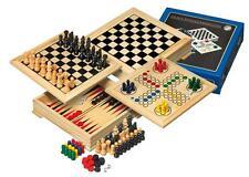 Spielesammlung, Holz, mini, Super Reisespiel