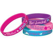 Shimmer & Shine pack of six rubber bracelets