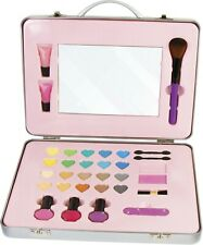 Make It Real Glam First Makeup Set in Carry Case gift for kids tweens girls 8+