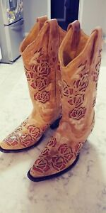 Corral Womens cowboy boots 6.5