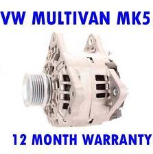VW Multivan MK5 Mk V 2.0 2003 2004 2005 2006 2007 2008-2015 Alternador