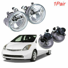1 Pair For Toyota Prius 2004-2009 Front Bumper Fog Light Driving Lamp Bulbs