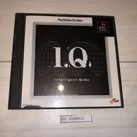 IQ Intelligent Qube PS1 Playstation 1 Japan Import  Good