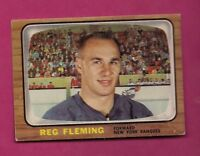 1966-67 OPC  # 93 NY RANGERS REG FLEMING GOOD CARD (INV# A5582)
