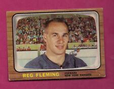 1966-67 OPC  # 93 NY RANGERS REG FLEMING GOOD CARD (INV# A5582)