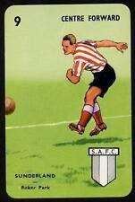 RARE Football Playing Card - Sunderland 1964-5