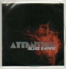 (460K) Attention, Alias Empire - DJ CD