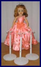 3 KAISER #2601 Doll Stands for MISS REVLON MA CISSY Dollikins