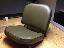 Unimog 404 Sitzbezug RAL 6014 Bezüge für Lehne und Sitzfläche Sitz