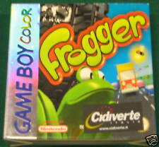Videogame GAME BOY COLOR & ADVANCE FROGGER