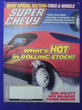 SUPER CHEVY - ROLLING STOCK - June 2000 vol 29 #6