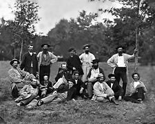 Civil War-Brandy Station, Va. Scouts and guides of the Army of the Potomac