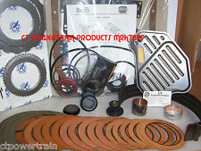 AODE 4R70W Super Master Rebuild Kit With Accumulators Fits 1992-95 Ford Lincoln