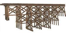 scala N Kit di costruzione ponte di legno 1014 NEU