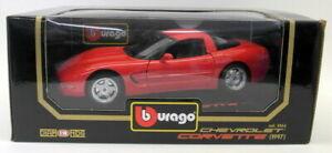 burago 1:18 Chevrolet Corvette 1997 brand new unopened