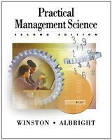 Practical Management Science (with CD-ROM Update):
